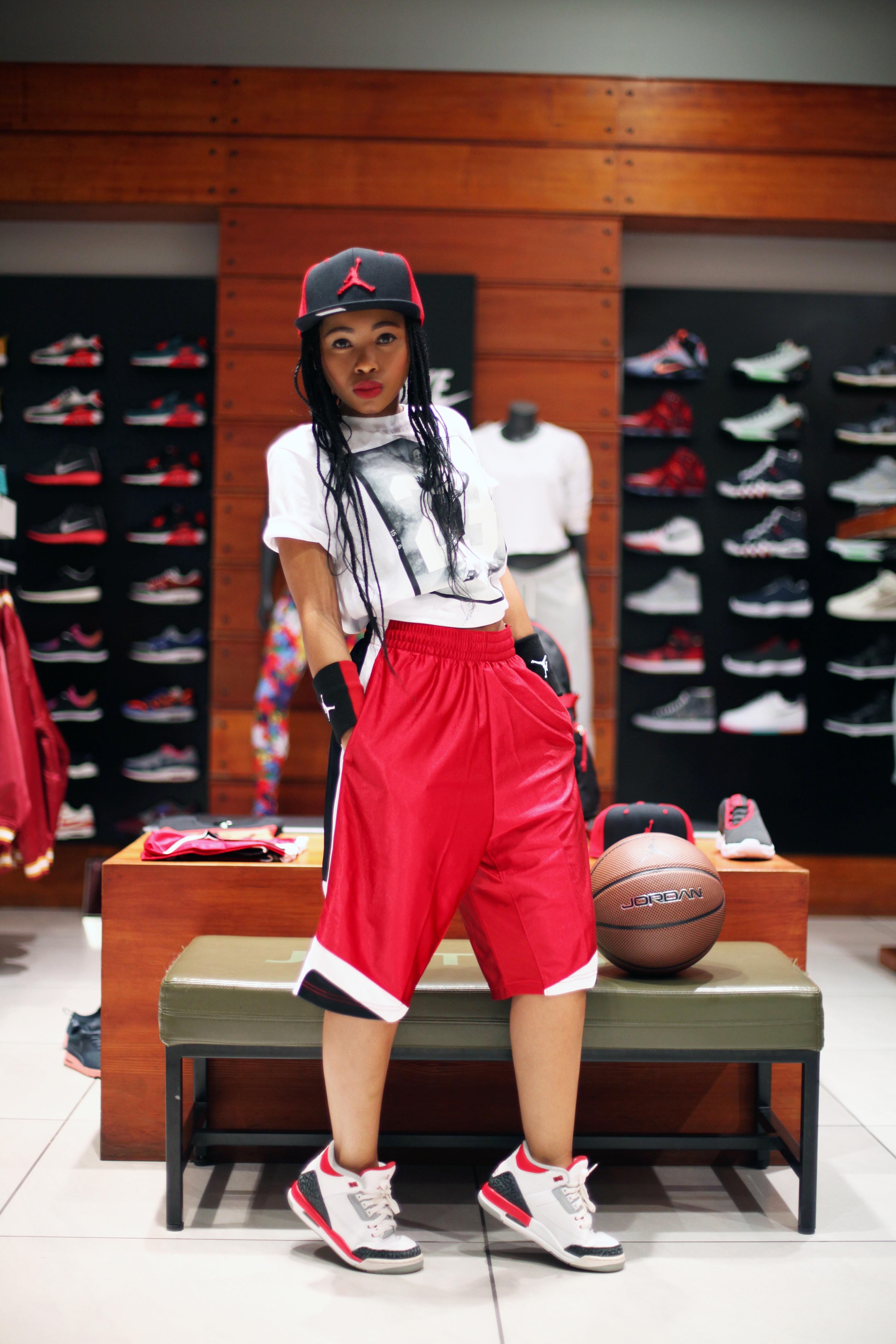Shesha Nike Jordan – bevstars
