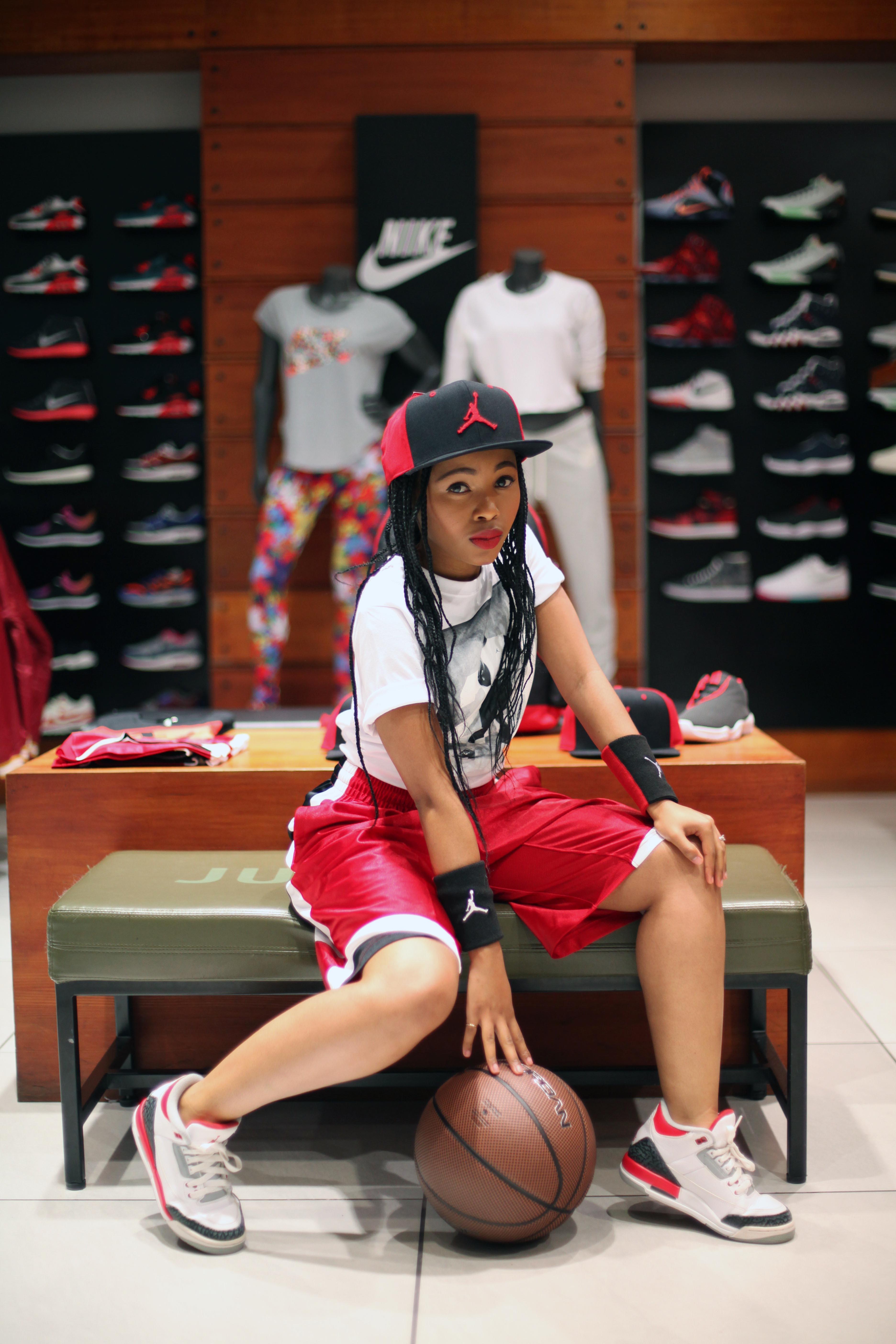 Shesha Nike|Jordan – bevstars